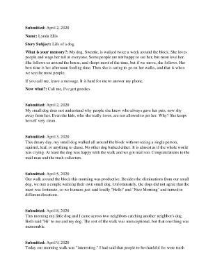 Document, Digital