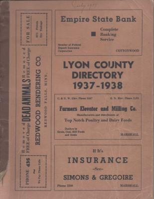 Directory, County