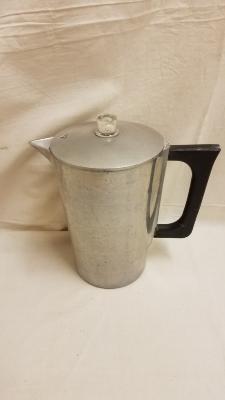 Aluminum Stovetop Coffee Percolator