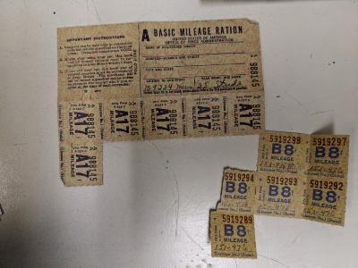 Ration Stamp