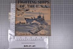 Navy Stamp Book