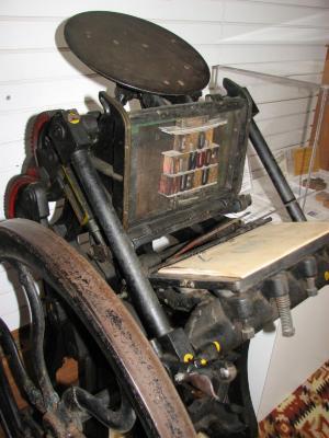 Press, Printing