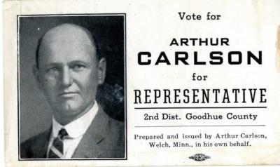 Card, Political