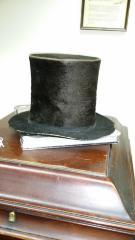 Jarrett black top hat