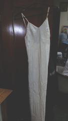 Early 1990's White Slip