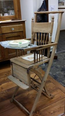 Tuckey Child's High Chair
