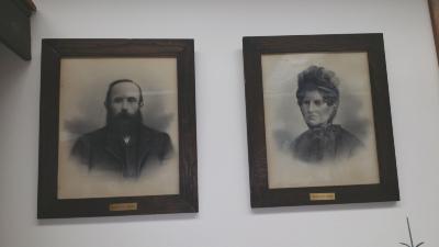 Frederick & Charlotte Miller